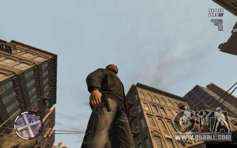 Makarov Pistol for GTA 4 second screenshot