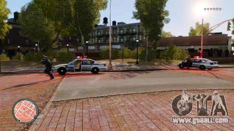 Without police dashes for GTA 4 third screenshot