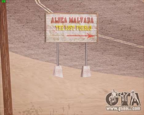 SA Graphics HD v 2.0 for GTA San Andreas seventh screenshot