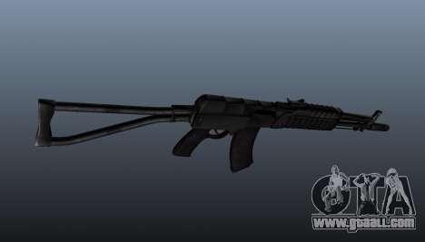 Automatic AEK-971 for GTA 4 third screenshot