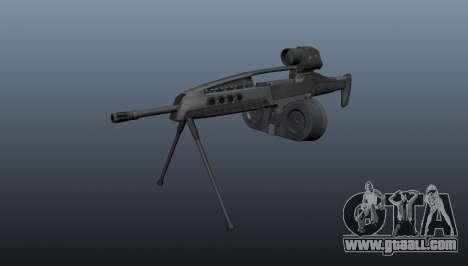 Easy Autorun XM8 LMG for GTA 4