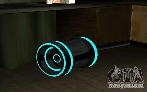Blaster for GTA San Andreas second screenshot