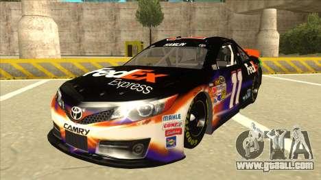 Toyota Camry NASCAR No. 11 FedEx Express for GTA San Andreas