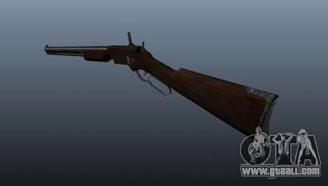 Lever rifle Henry for GTA 4 second screenshot