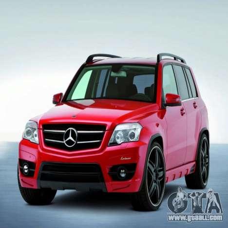 Loading screens Mercedes-Benz for GTA 4