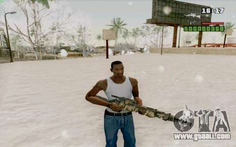 M21 for GTA San Andreas forth screenshot