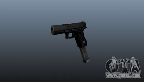 Glock 18 Akimbo MW2 v1 for GTA 4