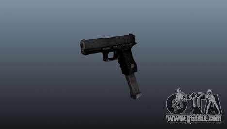 Glock 18 Akimbo MW2 v1 for GTA 4