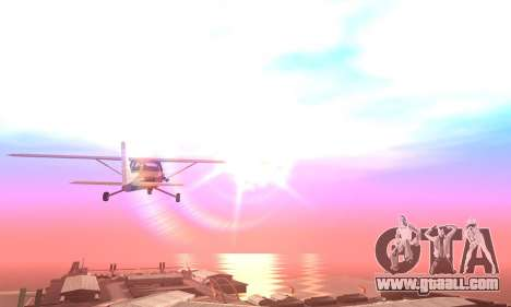 Formal ENB by HA v1.0.0 for GTA San Andreas forth screenshot