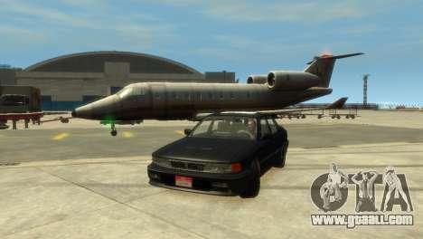Mitsubishi Galant for GTA 4