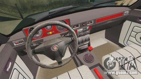 Gaz-2410 Volga v3 for GTA 4 side view