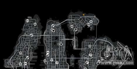Castle for GTA 4 seventh screenshot