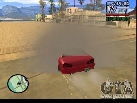 GTA V to SA: Burnout RRMS Edition for GTA San Andreas tenth screenshot