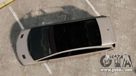 Dinka Honda Odyssey JDM Version for GTA 4 right view