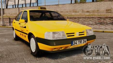 Fiat Tempra SX.A Turkish Taxi for GTA 4