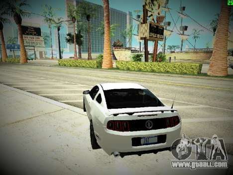 ENBSeries By DjBeast V2 for GTA San Andreas fifth screenshot