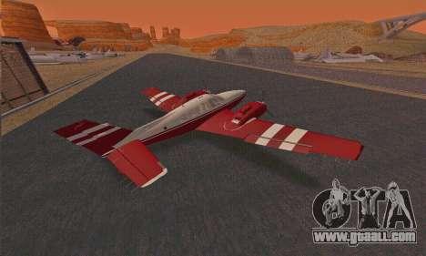 Rustler GTA V for GTA San Andreas right view