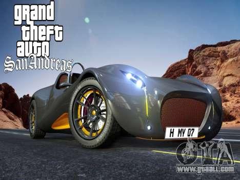 New loading screens for GTA San Andreas ninth screenshot