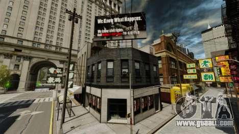 Shops of Chinatown for GTA 4 eighth screenshot