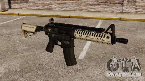 Automatic carbine M4 VLTOR v3 for GTA 4