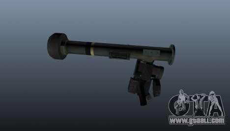 FGM-148 Dževlin for GTA 4 third screenshot
