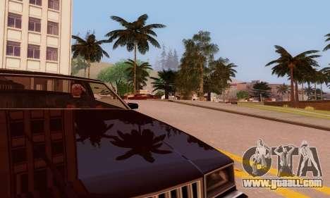 ENBSeries for low and medium PC for GTA San Andreas ninth screenshot