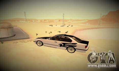 ENBSeries By DjBeast V2 for GTA San Andreas twelth screenshot