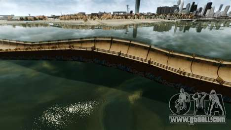 Drawbridges for GTA 4 forth screenshot