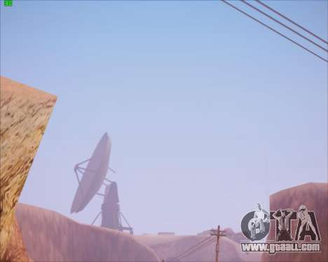 SA Graphics HD v 2.0 for GTA San Andreas sixth screenshot