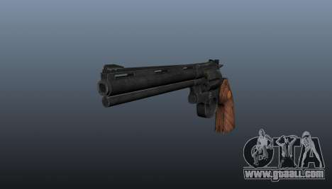 Revolver Colt Python 357 for GTA 4
