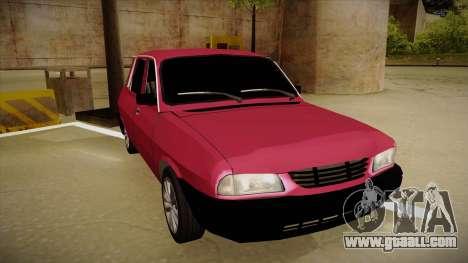 Dacia 1310 Berlina Tuning for GTA San Andreas left view