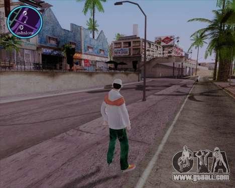 Maccer HD for GTA San Andreas third screenshot