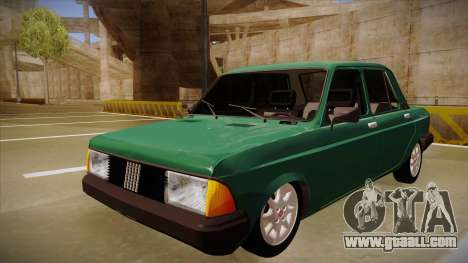 Fiat 128 Super Europa for GTA San Andreas
