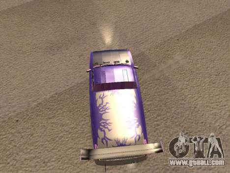 Vaz 2102 Fun DRFT for GTA San Andreas right view