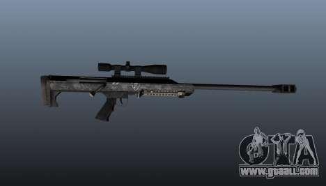 Barrett M99 sniper rifle for GTA 4 third screenshot