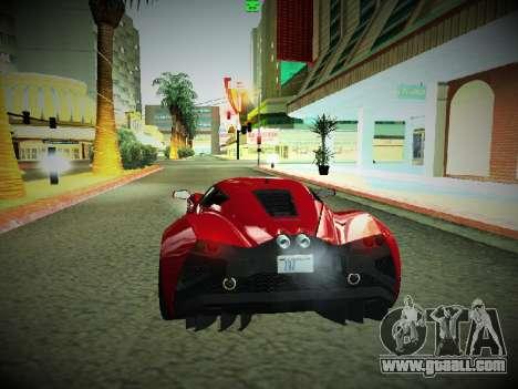 ENBSeries By DjBeast V2 for GTA San Andreas ninth screenshot