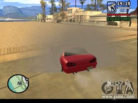 GTA V to SA: Burnout RRMS Edition for GTA San Andreas ninth screenshot