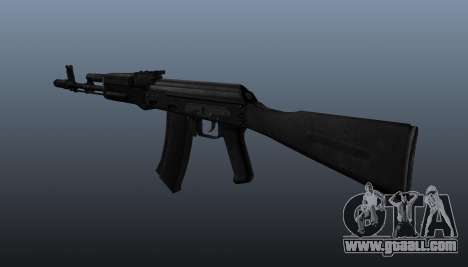 AK-74 m for GTA 4 second screenshot