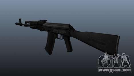 AK-74 m for GTA 4 second screenshot