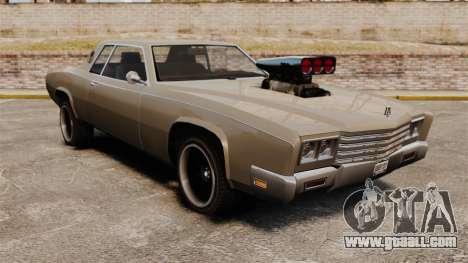 New Buccaneer v2 for GTA 4
