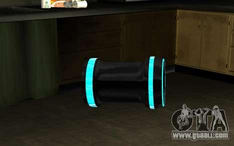 Blaster for GTA San Andreas third screenshot