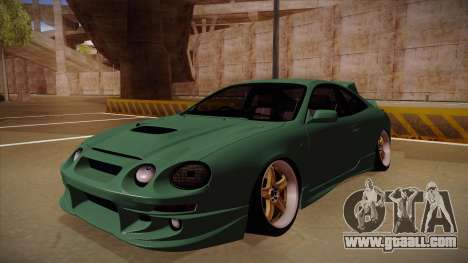 Toyota Celica GT4 for GTA San Andreas