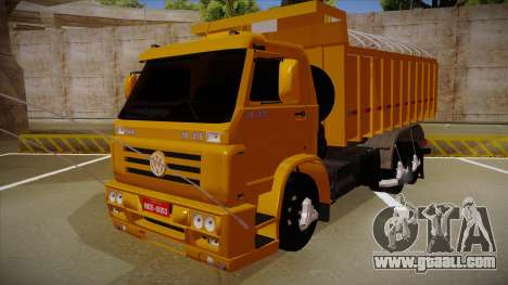 VW 18-310 Caçamba for GTA San Andreas
