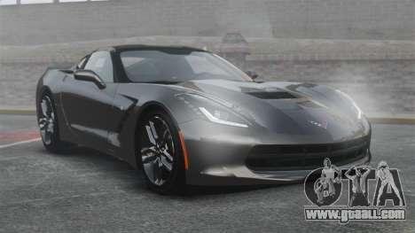 Chevrolet Corvette C7 Stingray 2014 for GTA 4