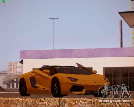 SA Graphics HD v 2.0 for GTA San Andreas