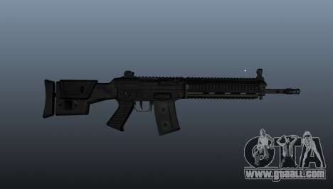 Rifle SIG SG 751 v2 for GTA 4 third screenshot