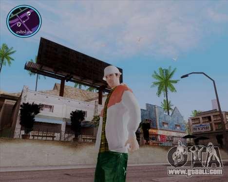 Maccer HD for GTA San Andreas