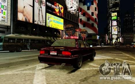 Mitsubishi Galant V2 for GTA 4 right view