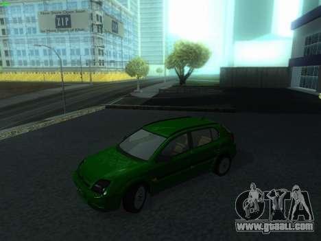 Opel Signum Kombi 1.9 CDi for GTA San Andreas left view