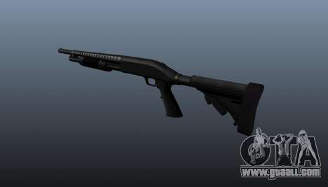 M590A1 shotgun pump-action for GTA 4 second screenshot